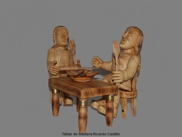Nº14/2.La familia comiendo (vista 1)